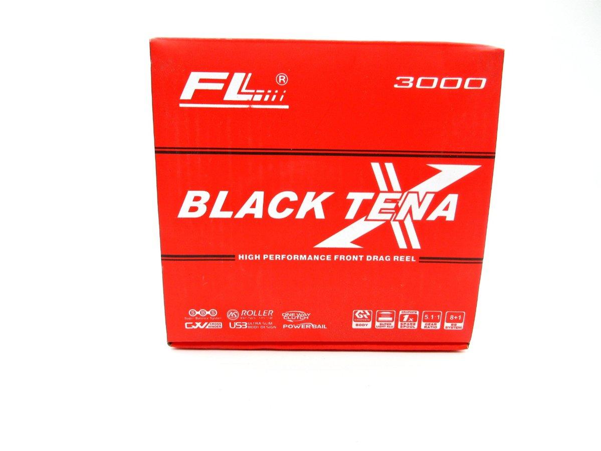 ФИДЕРНАЯ КАТУШКА FL BLACK TENAX 4000