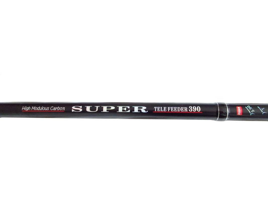 TELE FEEDER FL SUPER 3.9m/20-120gr