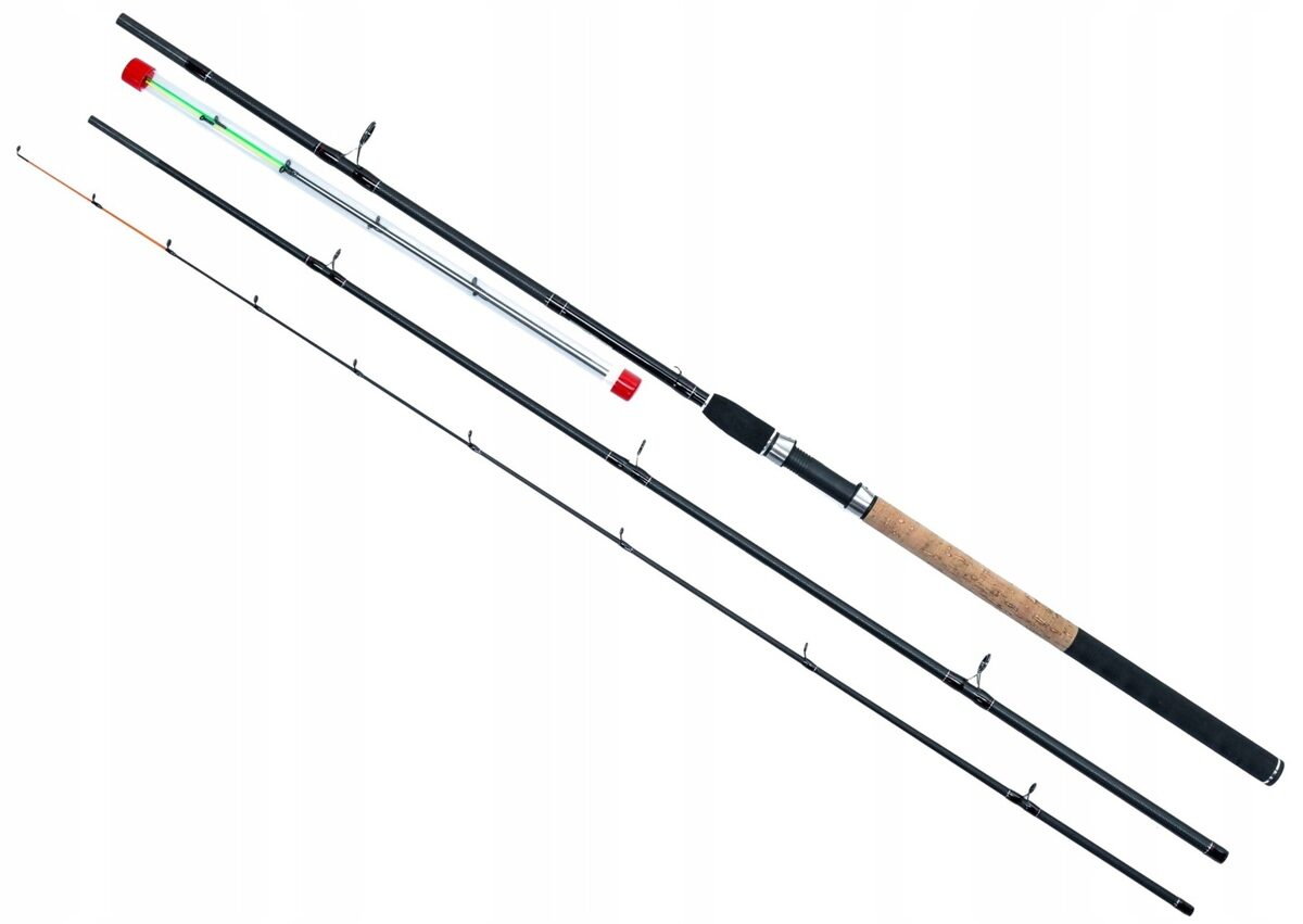 Feeder Black Forse 3.9m/60-150gr