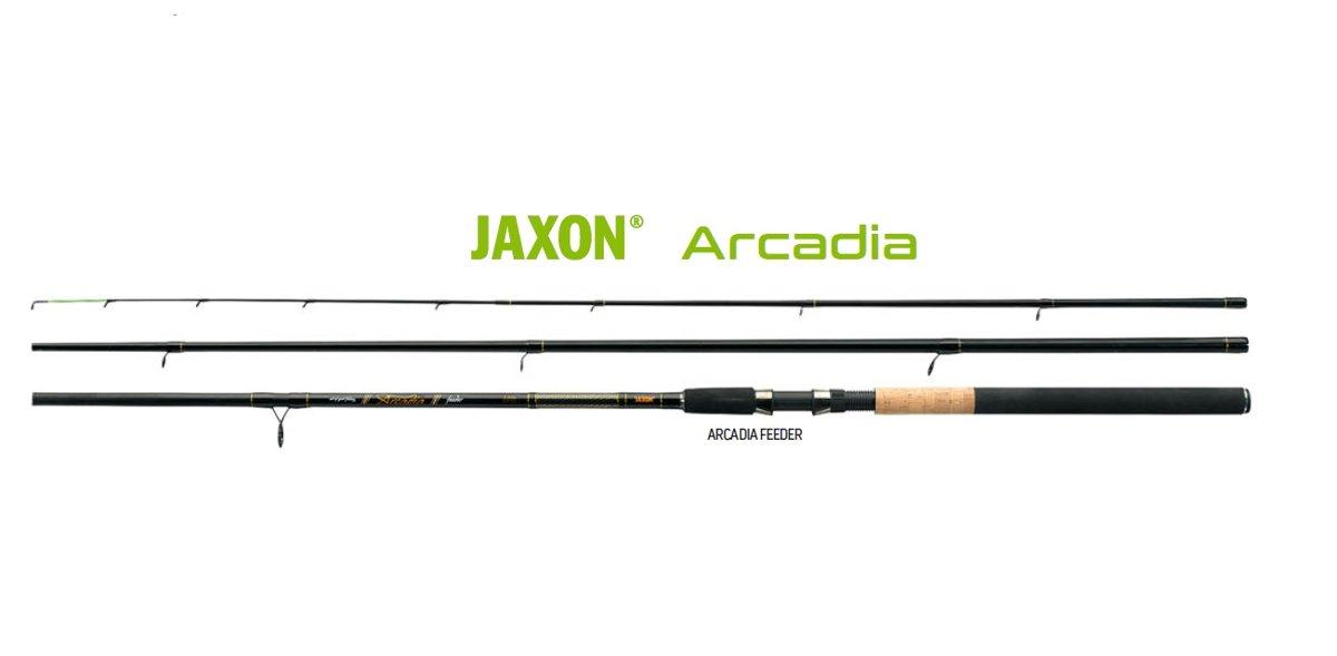 JAXON ARCADIA FEEDER 3,9m 50-120gr