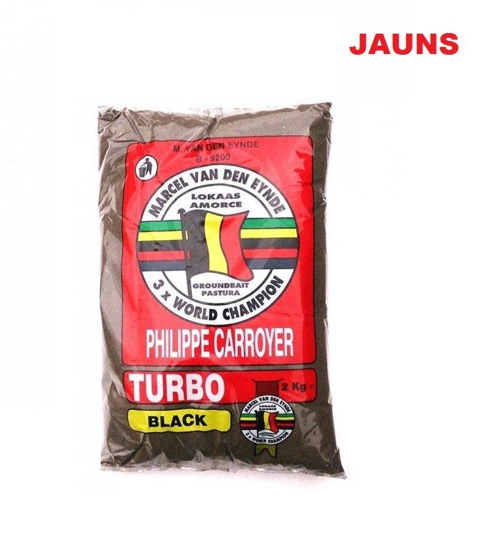 MARCEL VAN DEN EYNDE  Black Turbo черный (лещ, плотва) 2kg