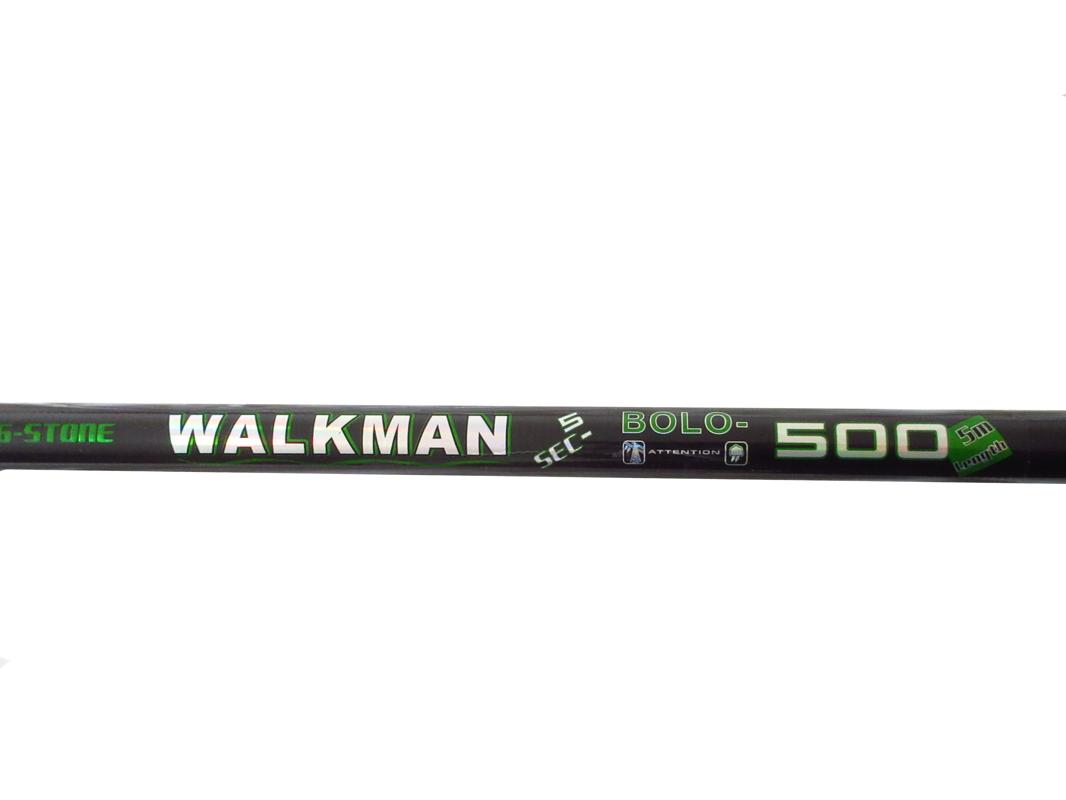 BOLO RUMPOL WALKMAN 5m/10-30gr