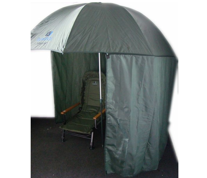 Зонт с навесом