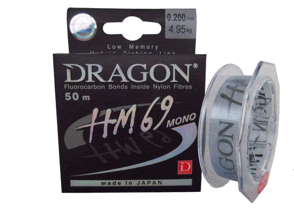 ФЛЮОРОКАРБОН DRAGON HM 69 50m