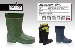 САПОГИ ЖЕНСКИЕ Lemigo Alaska 869