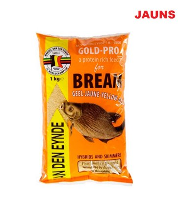 MARCEL VAN DEN EYNDE  Gold PRO yellow 1kg