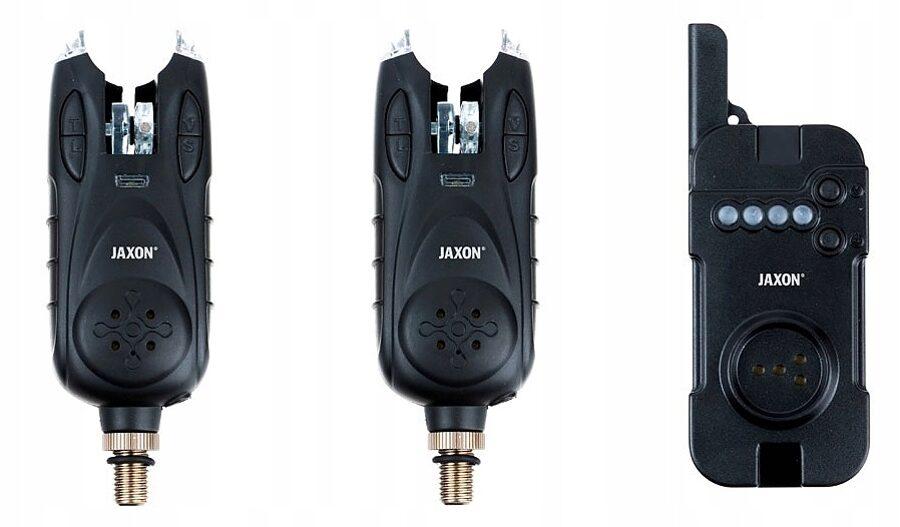 Набор сигнализаторов JAXON XTR Carp Vertus 2+1