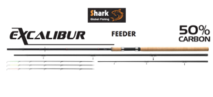 Feeder Shark EXCALIBUR 3.9m